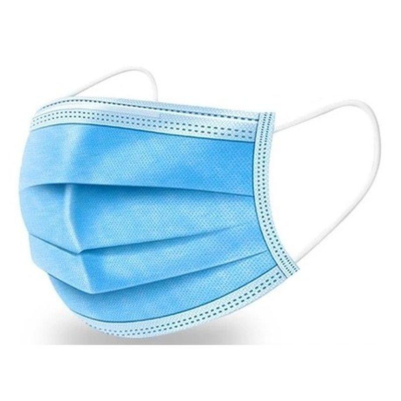 50 Stück medizinischer Mundschutz (OP-Maske), sofort ...